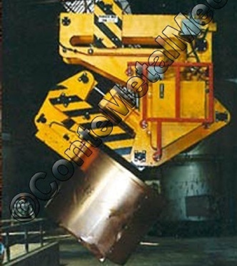 Series 700-Grabs for Tilting Coils in the Air